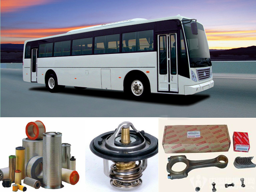 Cummins Engine and Engine Parts Used for Chinese Bus