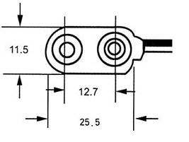 2032 Battery Holder Waterproof Battery Holder AA Battery Holder