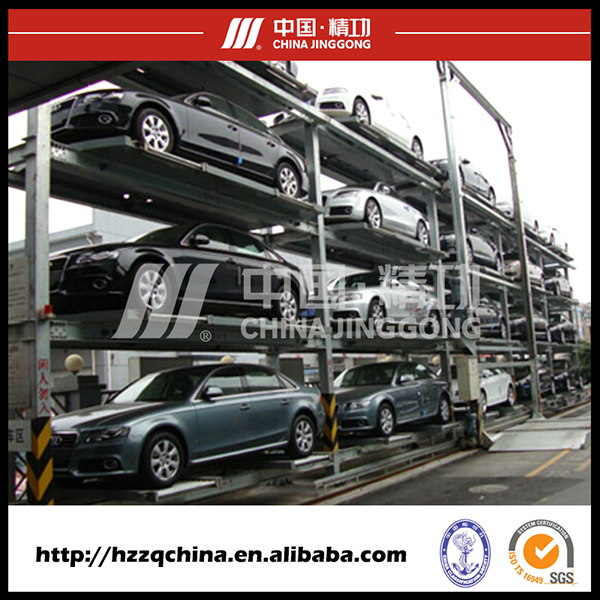 Automated Parking Garage, Parking System and Lift in China