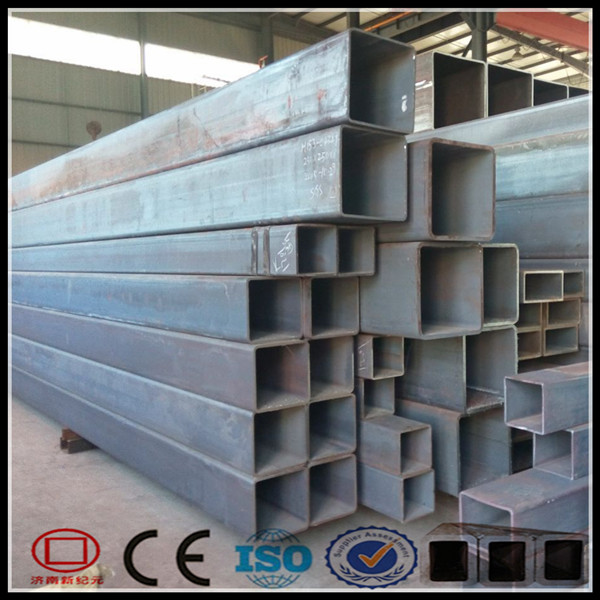 Black Welded Steel Square Tube