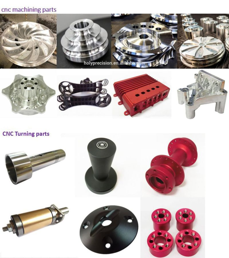 Experience Factory Hardware Metal Machining CNC Part with Custom Service