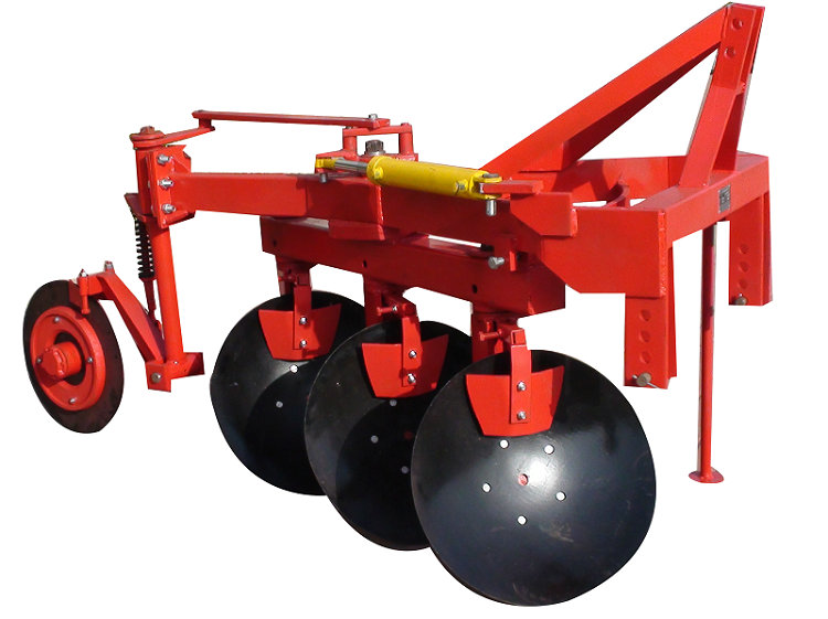 Farm Implement Hydraulic Double Way Disc Plough for Tractor