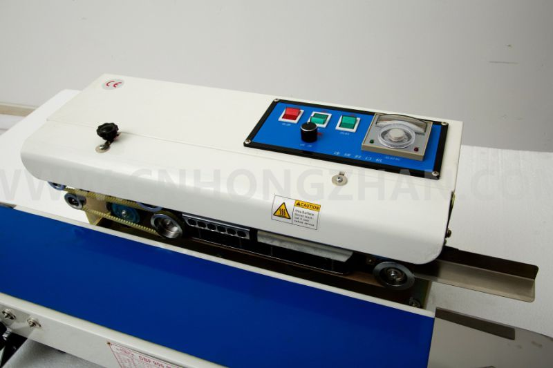 Hongzhan Dbf900 Continuous Small Pouch Band Sealers