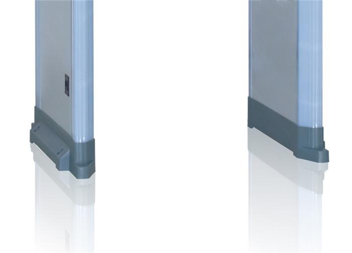 Digital High Security Adjustable Sensibility 18 Zones Door Frame Metal Detector