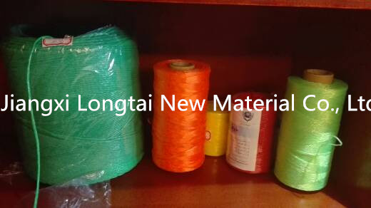 Yellow Aramid Yarn for Wires and Cable
