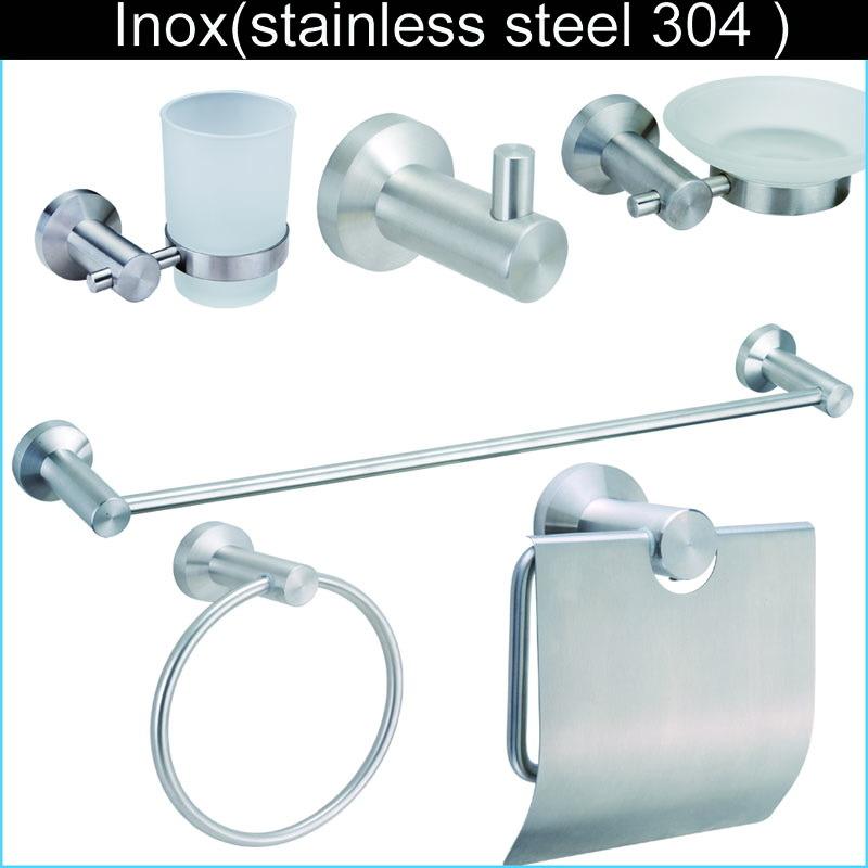 304 Stainless Steel Bathroom Accessories Sanitary Ware