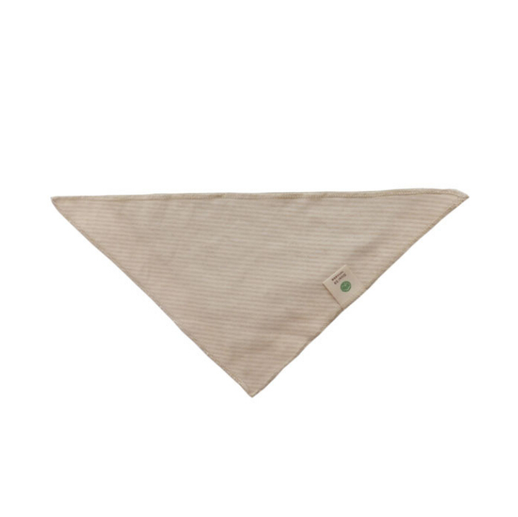 Natural Organic Cotton Baby Bib