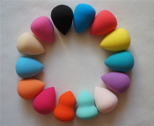 Beauty Cosmetics Beauty Sponge Blender Latex Free Make up Sponge