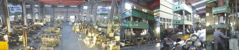 Stainless Steel Pipe Fitttings (90 degree Elbow)