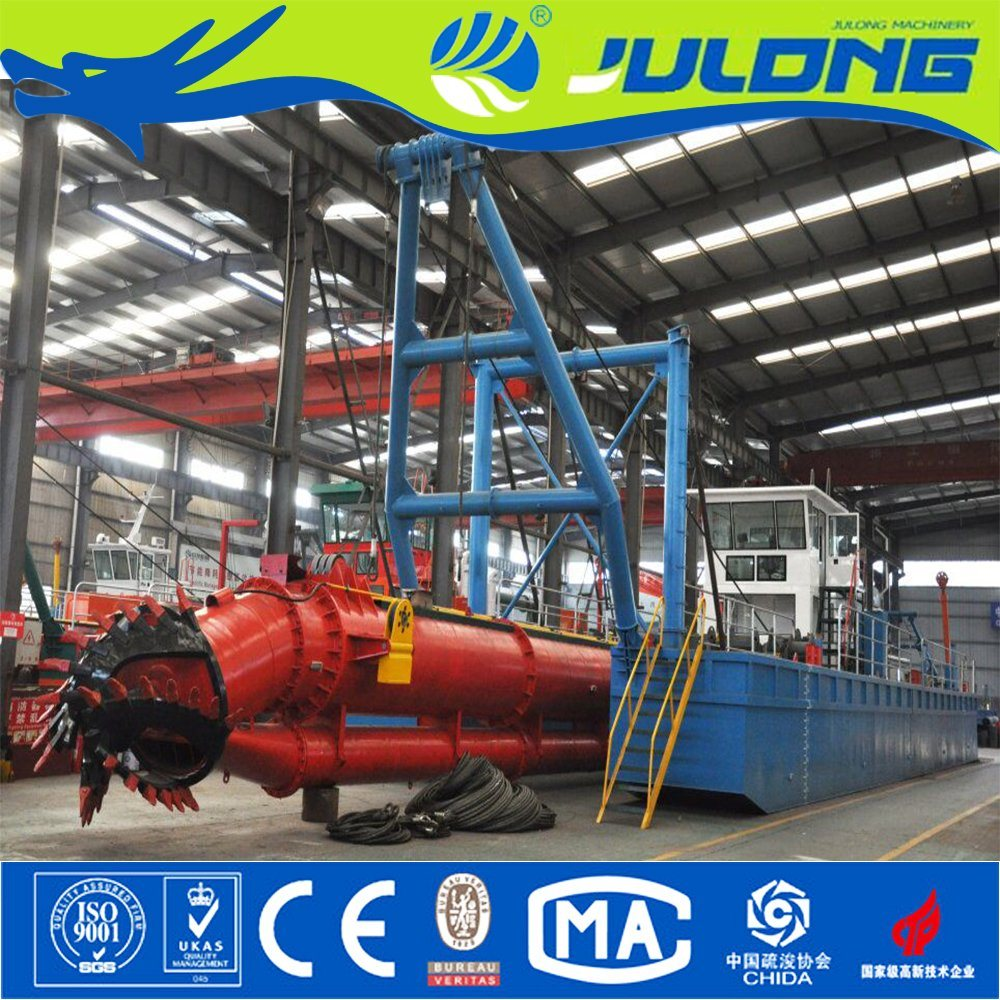 Jl CSD-250 Cutter Suction Dredger with High Quality