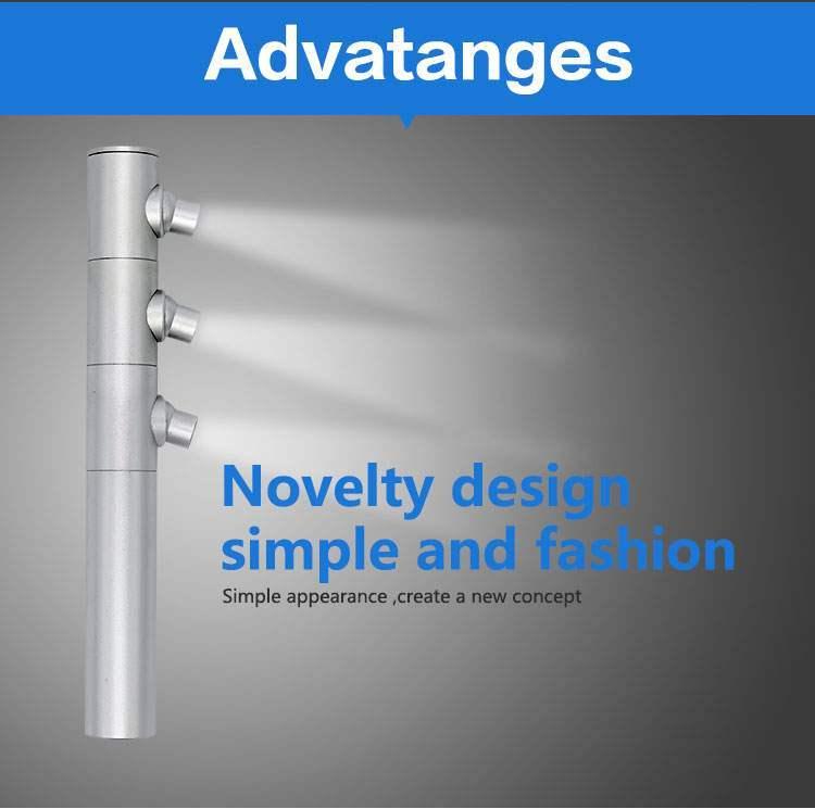 4 Watt Changeable Spot Jewelry Grass Showcase LED Light