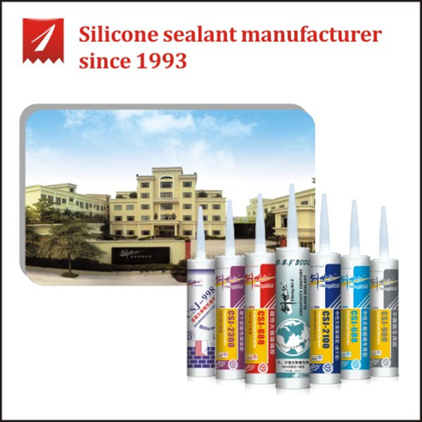 Csj-613 Silicone Sealant  for  Stone