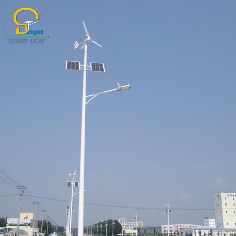 BR Solar Street Hot-Dip Galvanized Pole