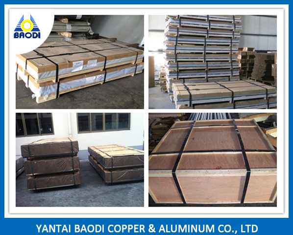 Cold Rolling Aluminum Plate 3003