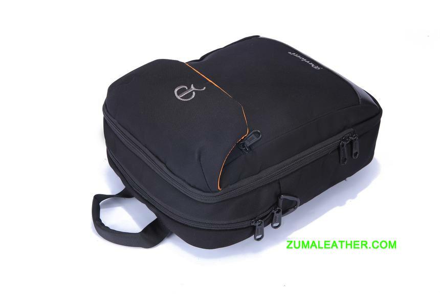 Classic Design Business Messenger Shoulder Bag for Men