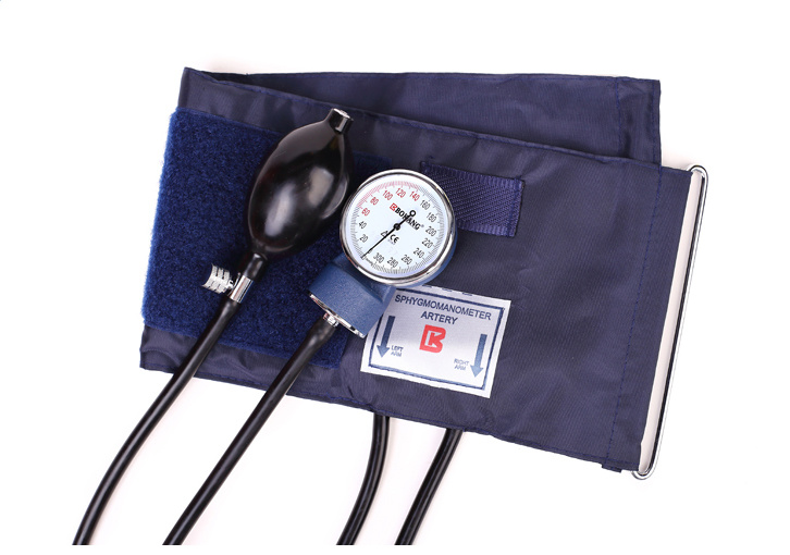 Manual Aneroid Sphygmomanometer and Blood Pressure Monitor Wt2001