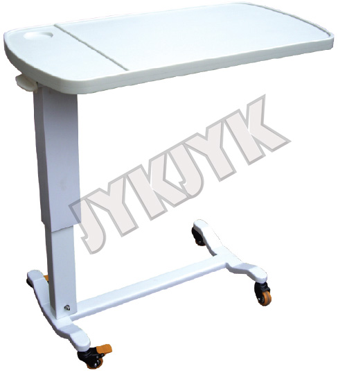 Medical Over-Bed Table for Hospital Bed Jyk-D01