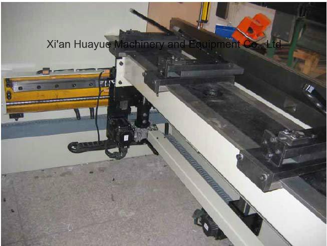 We67k-125X3200 Electro-Hydraulic Synchronous Hydraulic Steel Plate Folding Machine