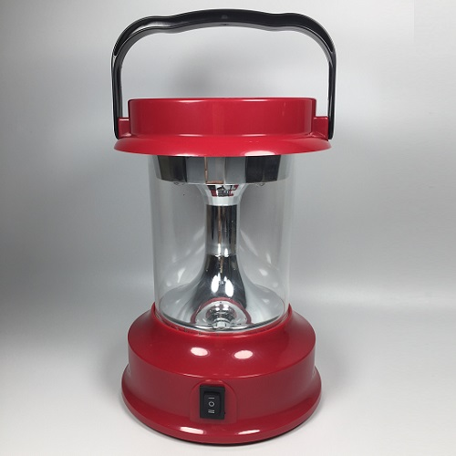 6W Outdoor Emergency Portable Solar LED Lantern for Camping