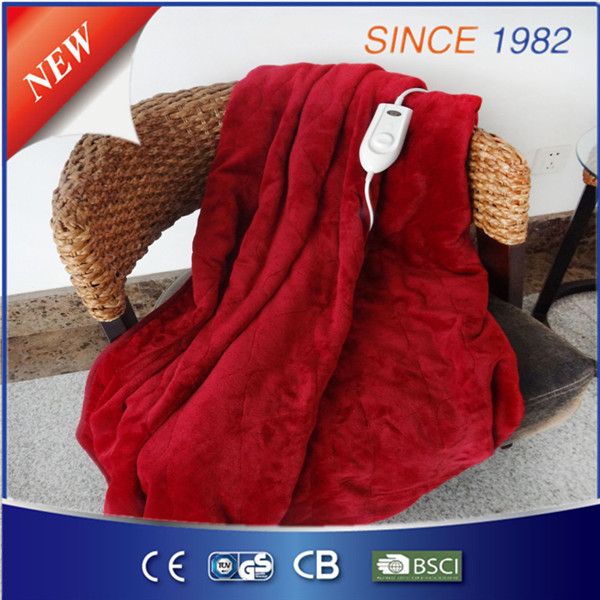 Heated Throws with ETL for North America Market