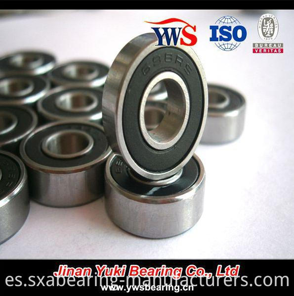 696RS Radial Deep Groove Ball Bearing of Auto Parts