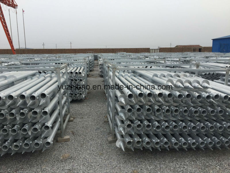 Screw Anchor, PV Mounting Ground Screw