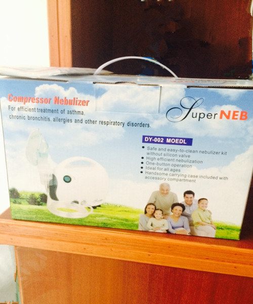 Nebulizer for Medical Supply Hospital Equipment