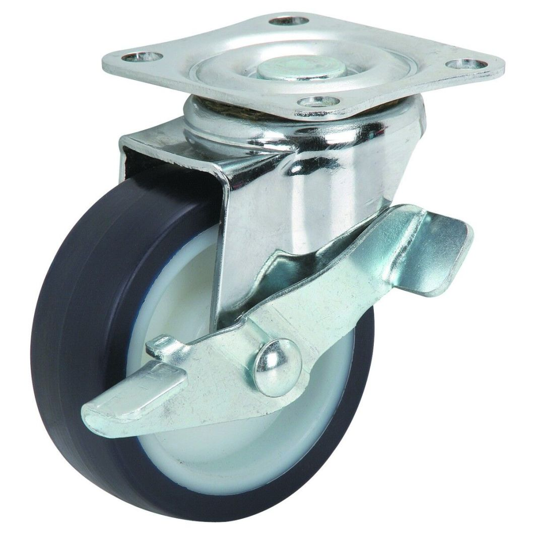 Hot Sale 6 Inche Swivel Performa Caster with Brake