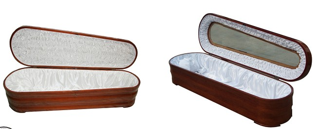 Funeral Product /Wooden Coffins&Casket /New Model Euro-Style Wooden Coffin