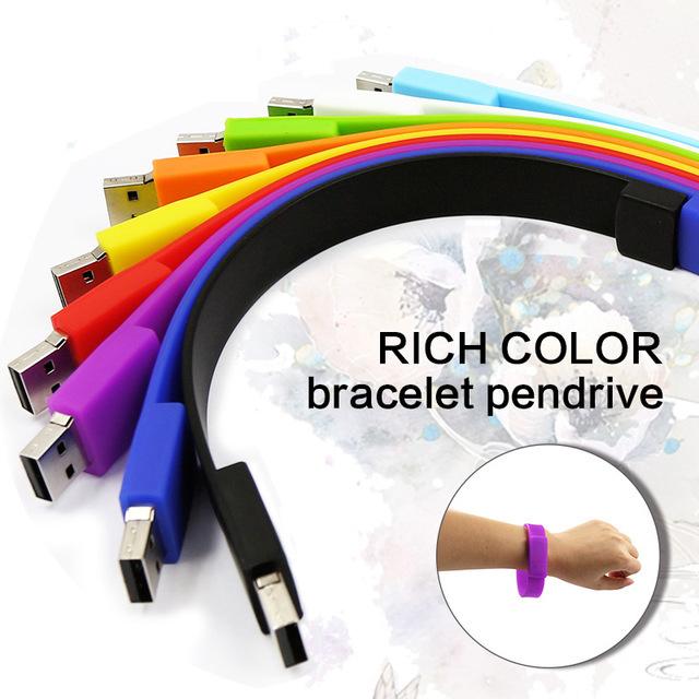 Silicone Pen Drive