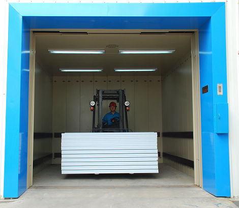 Mr/ Mrl Freight Elevator From China