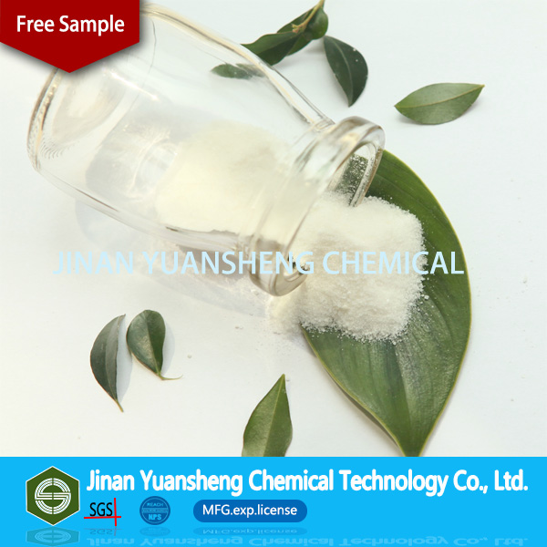 Jinan Yuansheng Chemical Concrete Admixture Sodium Gluconate Industry Grade Antiscalant Chemical Formular