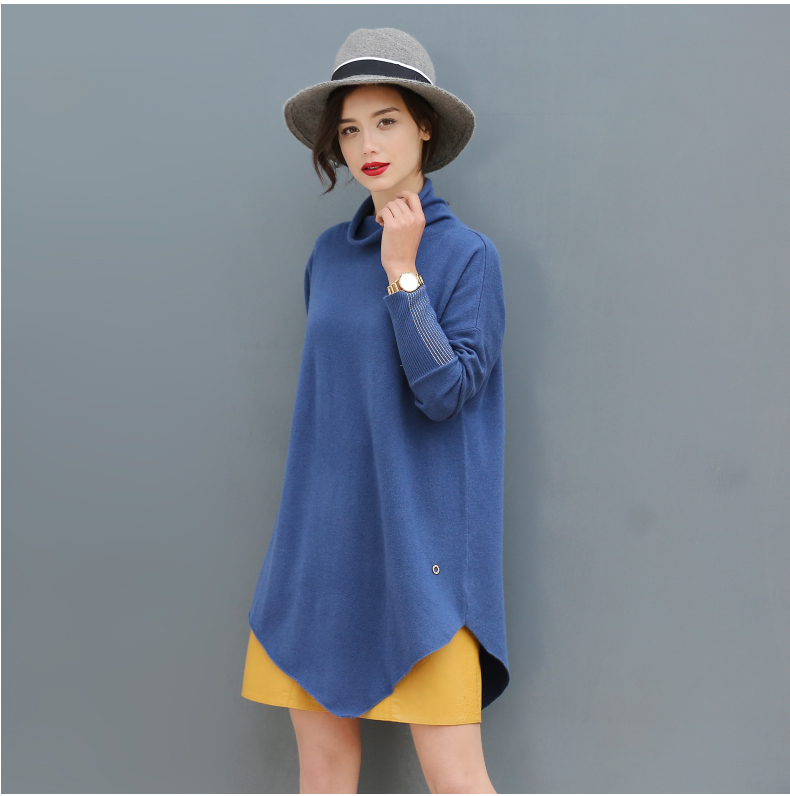 New Design Women's Cashmere Sweater for Wholesale