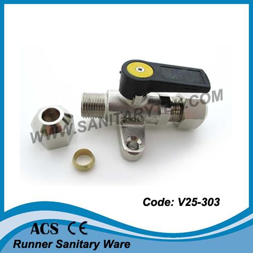 Mini Angular Gas Valve (V25-302)
