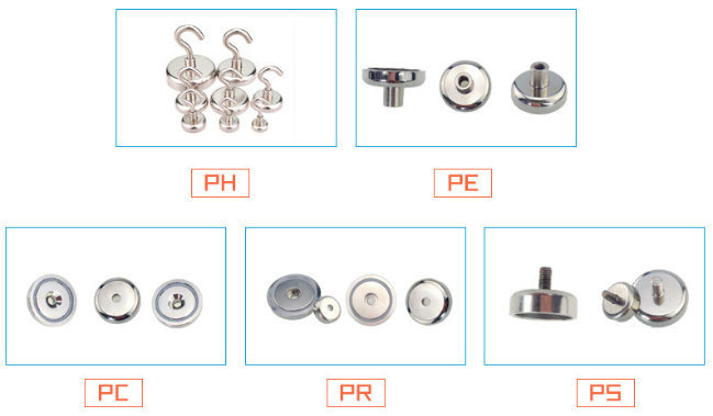 Hot Selling High Quality Pot Magnets with Hook