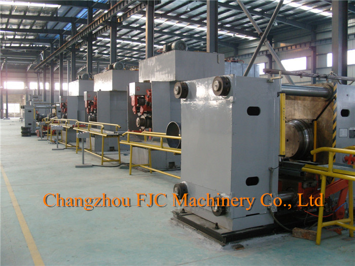 Agricultural Tubeless Wheels Rollforming Machine for 17.5