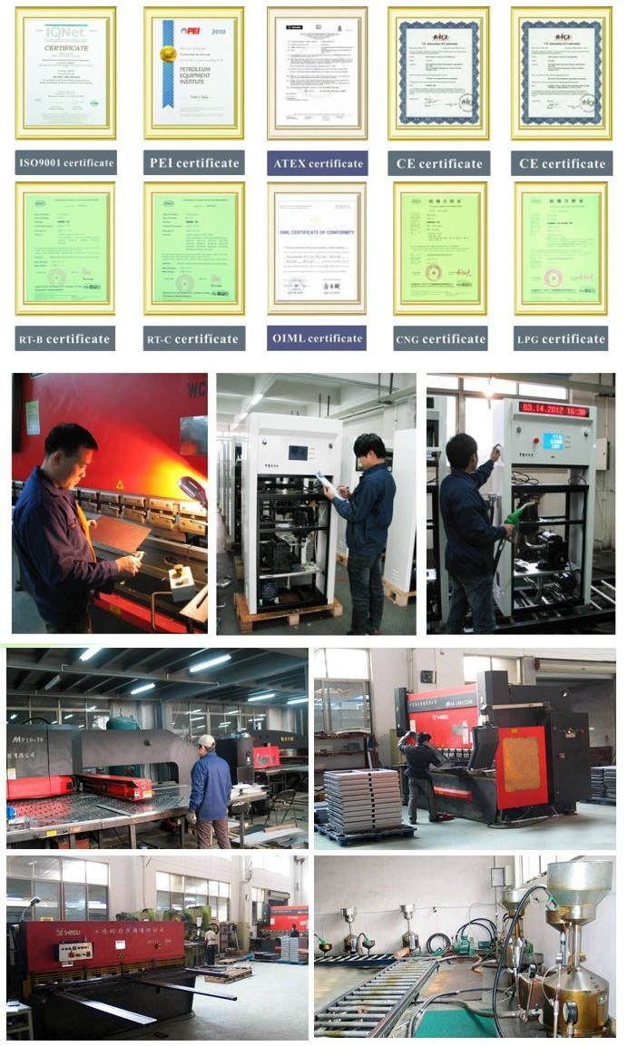 Flow Meter Rt-Dtj3 (TOKHEIM type) for Fuel Dispenser
