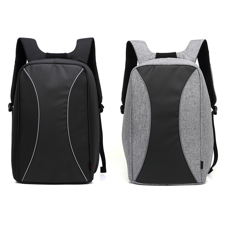 Travel Double Shoulder Backpack Business Gift Style Anti-Theft Computer Bag