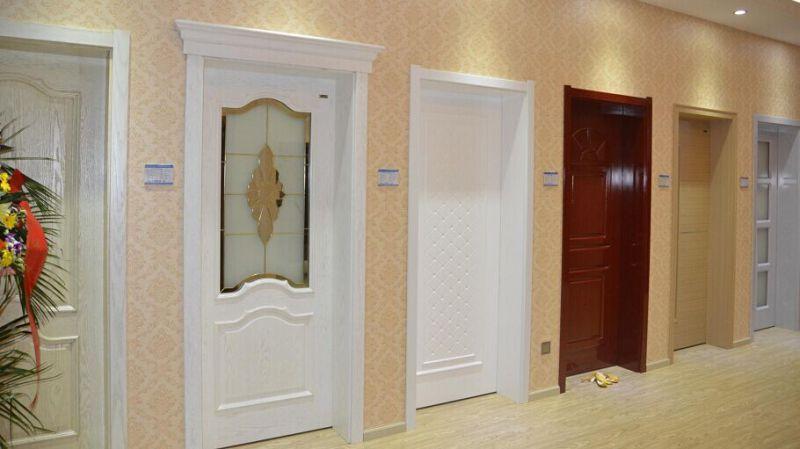 Timber Wooden Interior Safety Door, Glass Door, Moving Door
