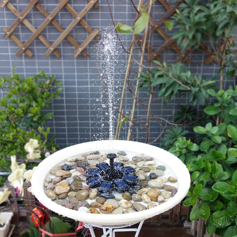Wireless Pool Floating Solar Water Fountain Pump