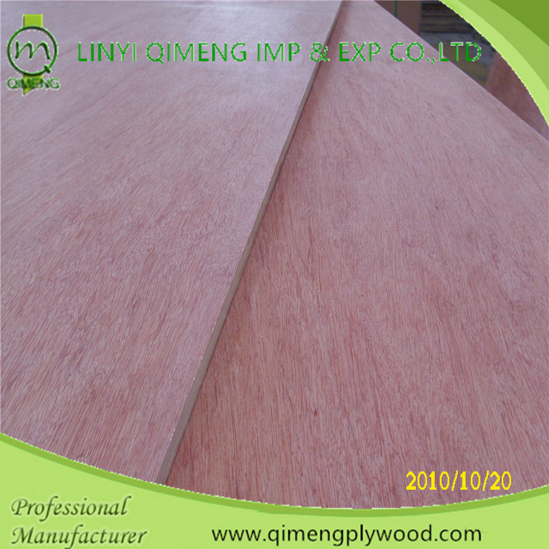3mm 5mm 9mm 12mm 15mm 18mm Bintangor Plywood with Bbcc Grade