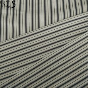 100% Cotton Poplin Woven Yarn Dyed Fabric for Shirts/Dress Rls50-4po