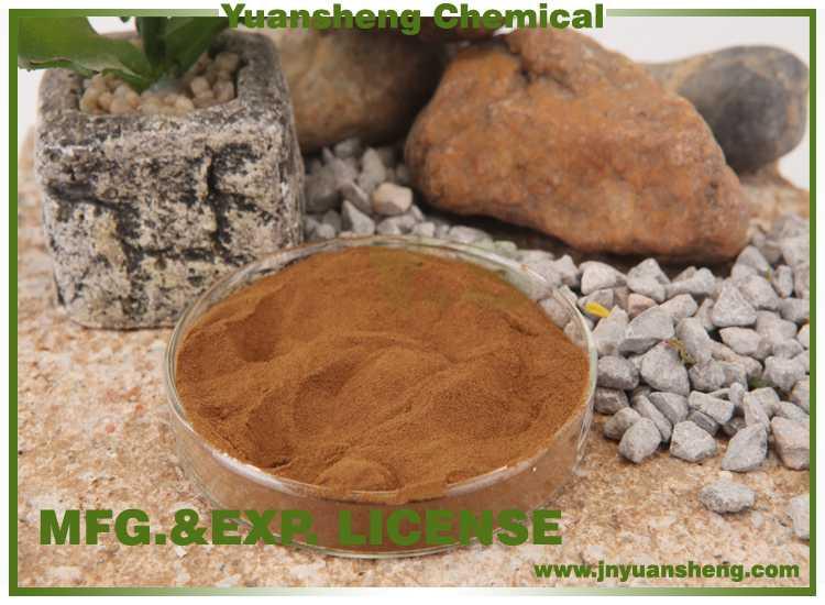 Lignin Calcium/Sodium as Feedstuff Bonding Agent
