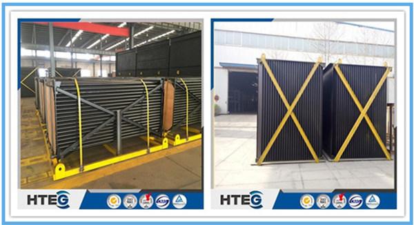 Energy Saving Air Preheater Enameled Tubes for Power Plant Boiler