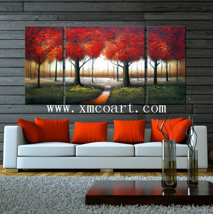 Group Wall Art Painting for Modern Living (New-507)