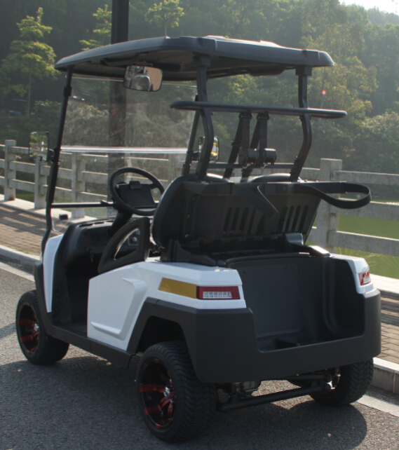 New Design 2 Seater Electric Golf Car for Golf Course