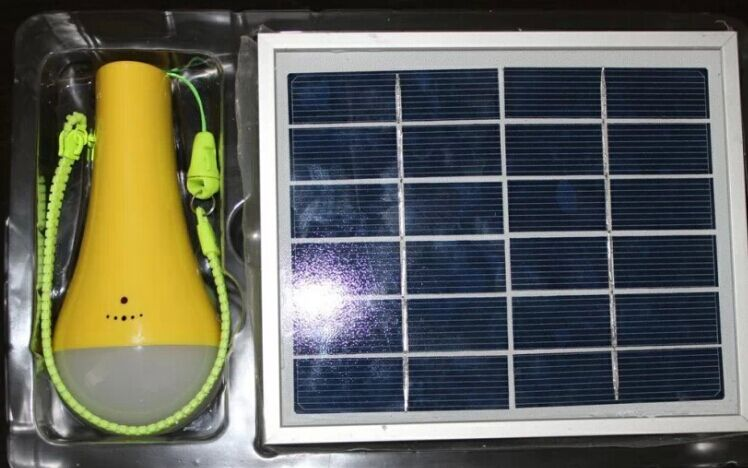 Solar Home Light with Flashlight Function in Hot Markets