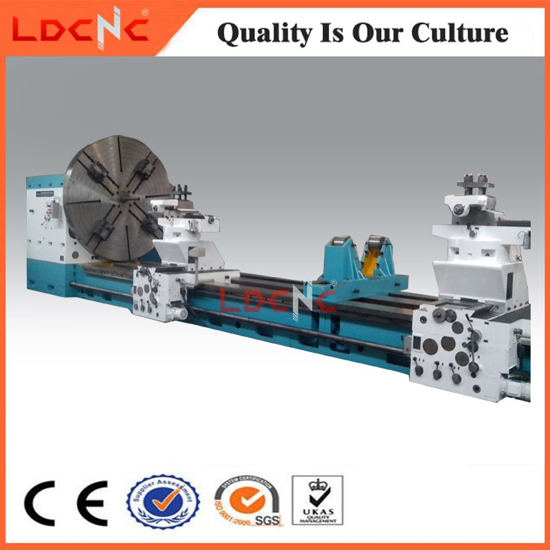 in Stock C61200 Heavy Duty Horizontal Metal Lathe Machine for Sale