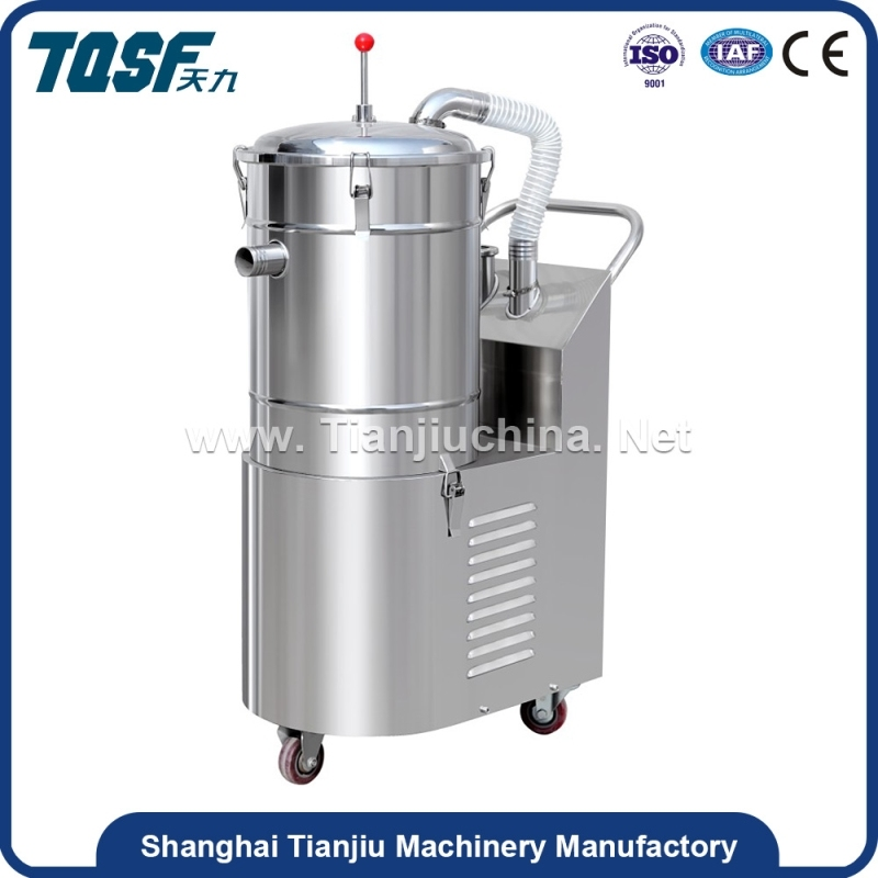 Xcjq Pharmaceutical Manufacturing Vacuum Cleaner of Dust Removing Machinery