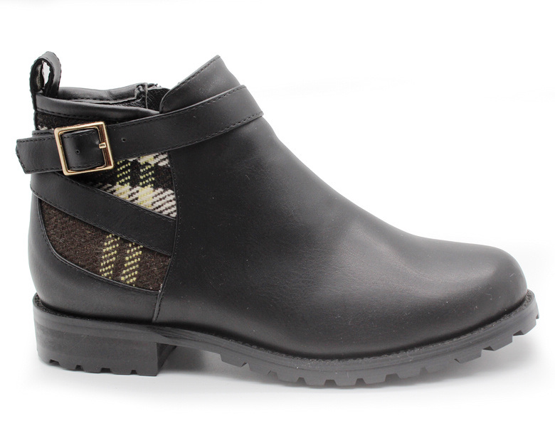 2018 Winter Children Martin Snow Shoes Suede Boys Kid's Boots